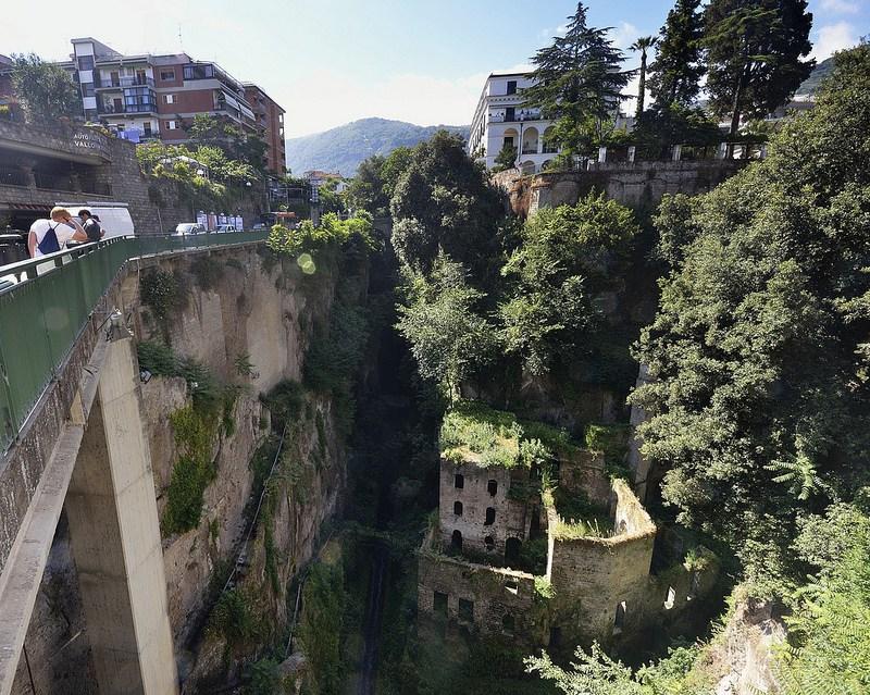 El mágico lugar en Italia