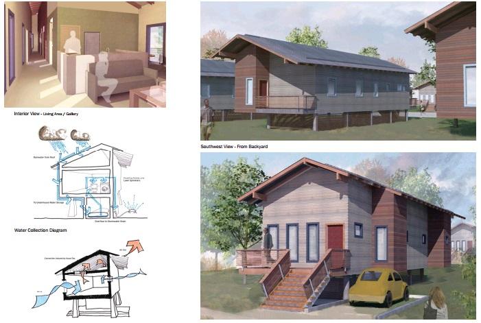 Aqui tienes 25 planos gratis para construir casas for Planos de casas para construir gratis