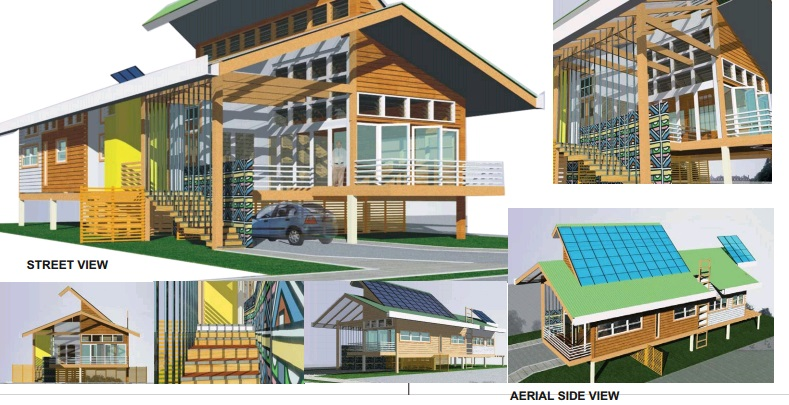 Aqui tienes 25 planos gratis para construir casas for Casas modernas idealista