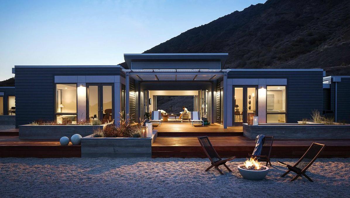 Cinco espectaculares ejemplos que demuestran que las casas - Foro casas prefabricadas ...