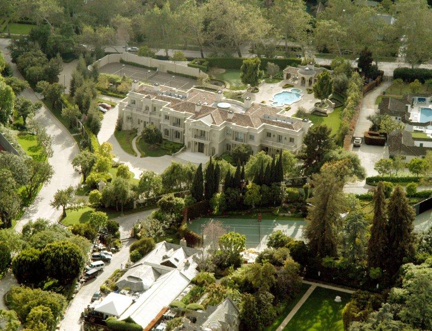 La famosa mansión de Playboy