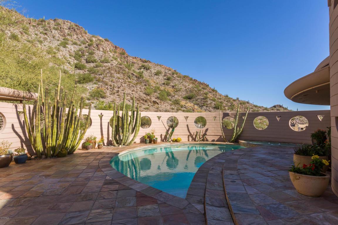 La vivienda realizada por Frank Lloyd Wright en Phoenix