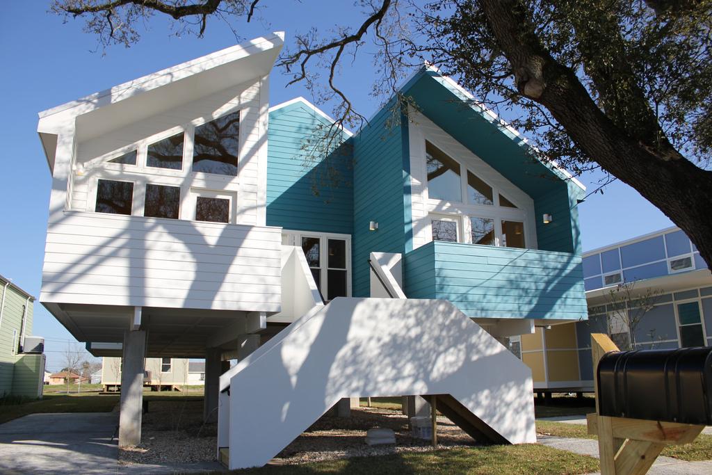 Una casa sostenible de diseño