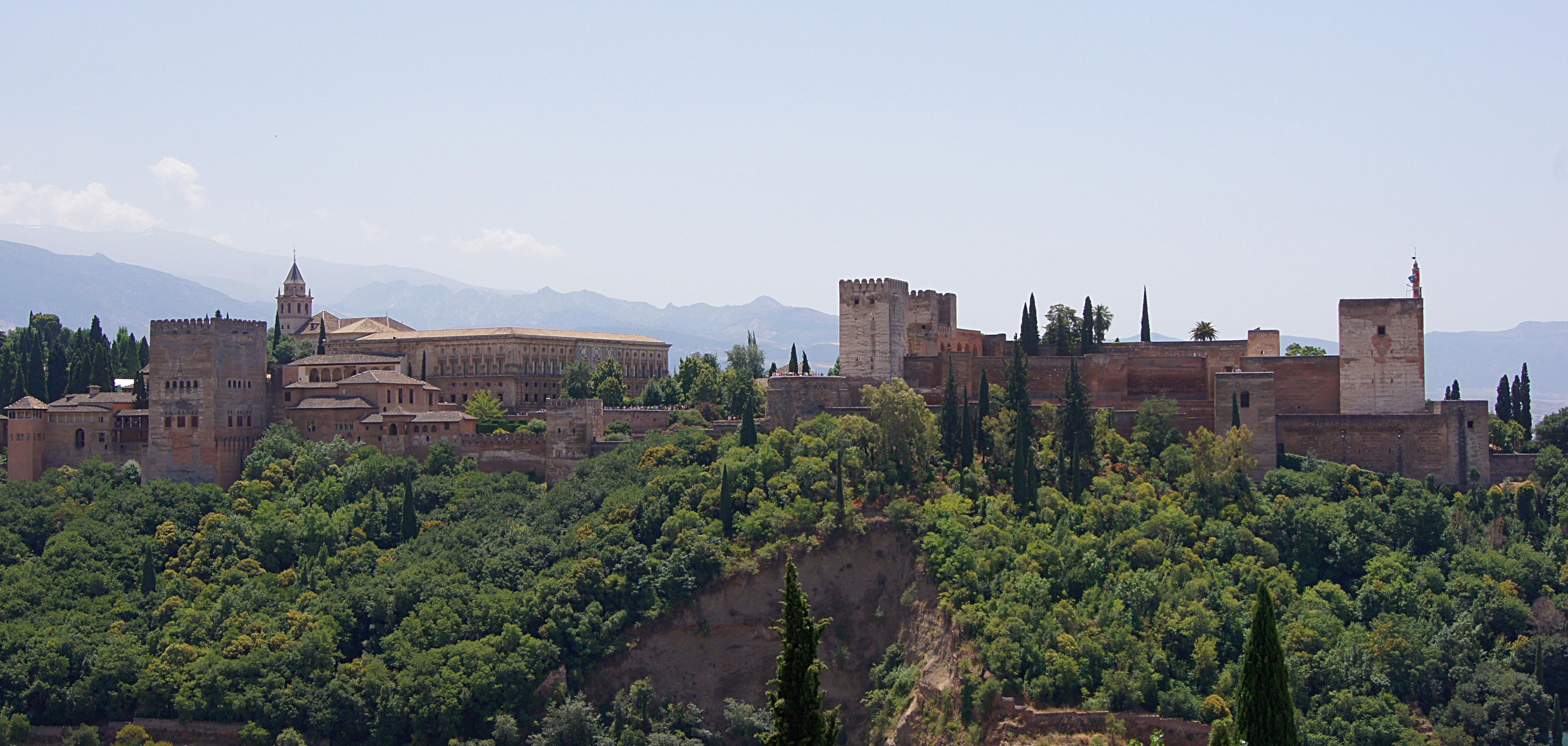 Mirador San Nicolás en Granada