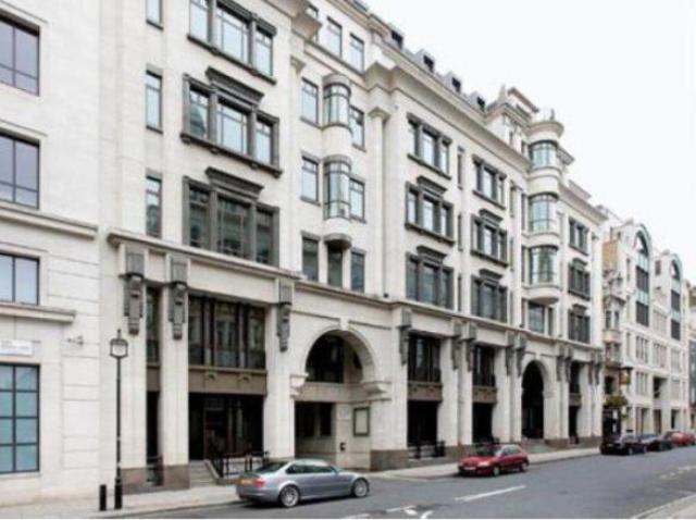 El edificio en Londres comprado por Amancio Ortega