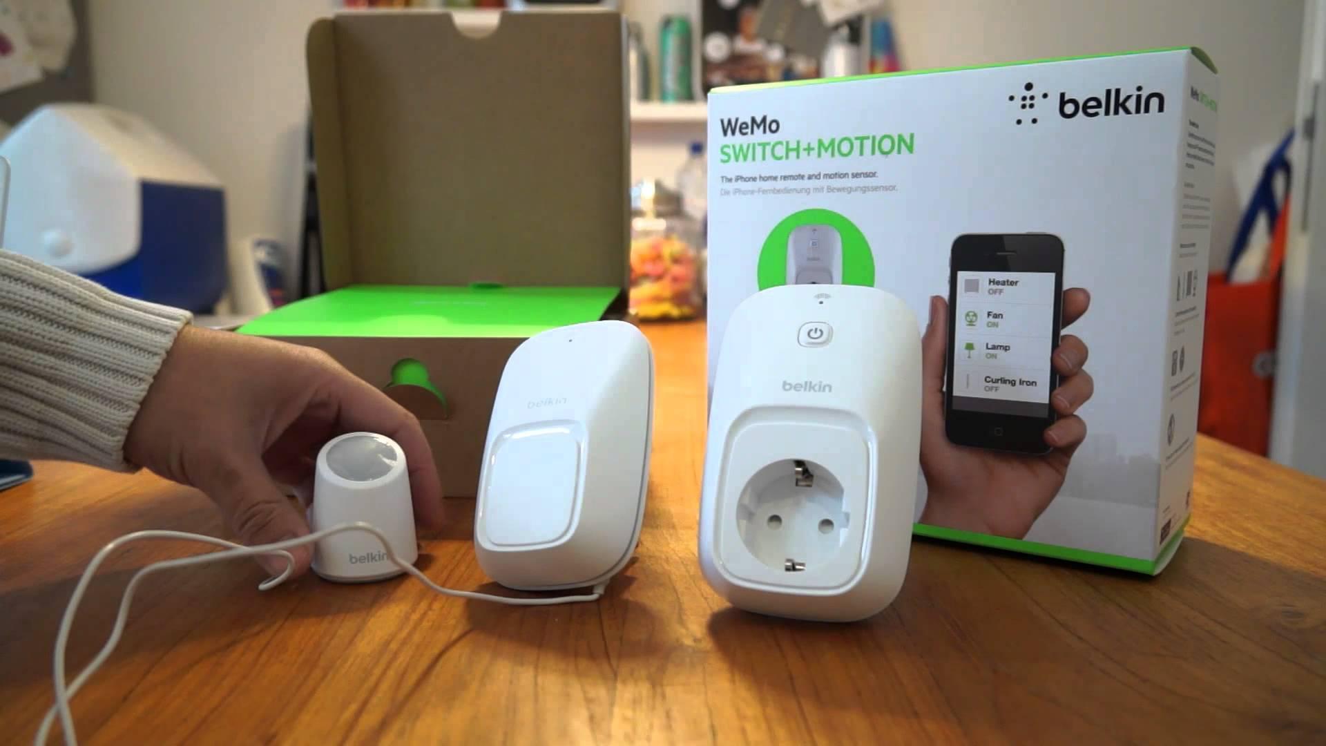 Interruptor para controlar dispositivos de casa desde cualquier lugar