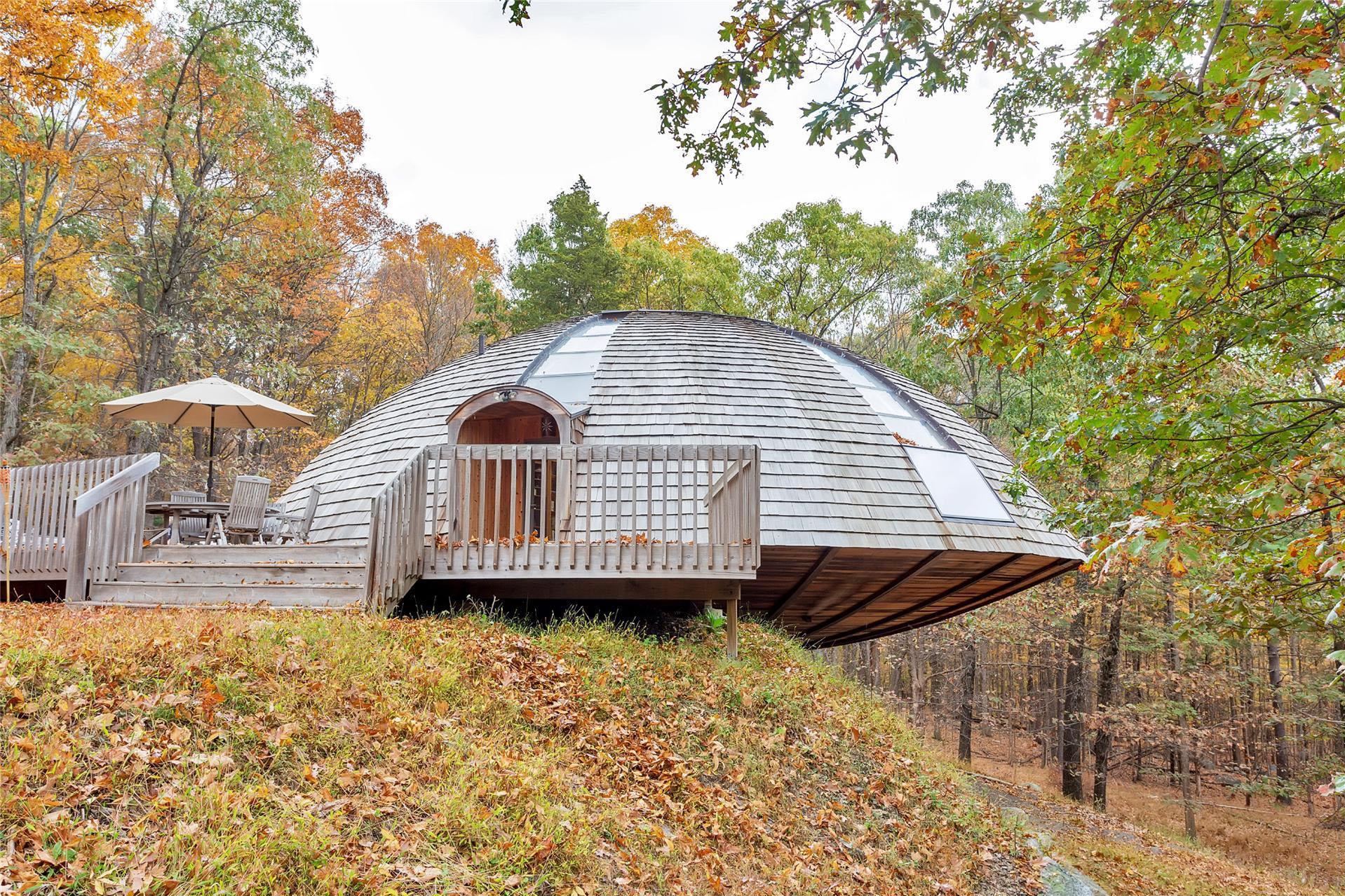 Casa ecológica en EEUU