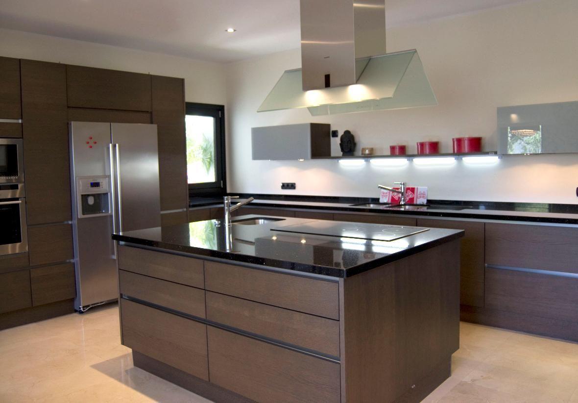 Cocinas modernas valencia fabrihogar crea muebles de - Muebles de cocina en valencia ...