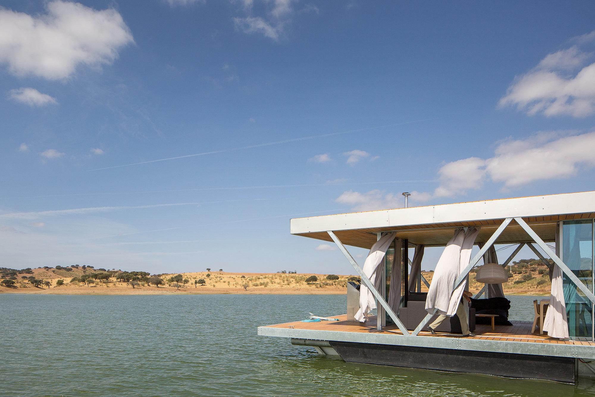 La casa sostenible que se encuentra en Portugal
