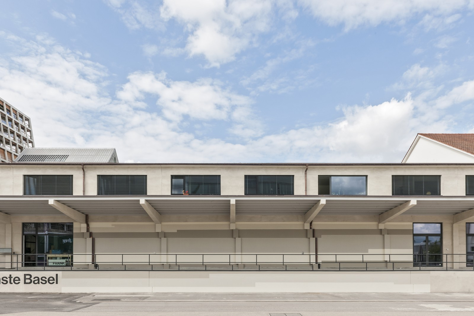 Un ejemplo de arquitectura glitch