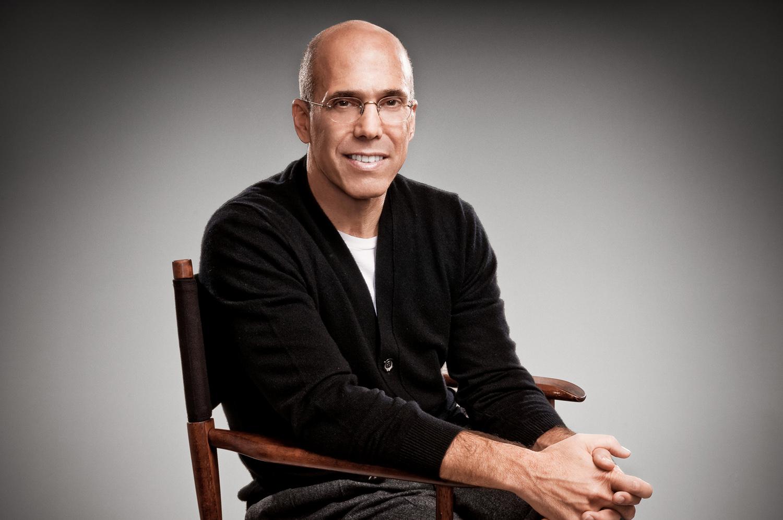Jeffrey Katzenberg, fundador y CEO de Dreamworks