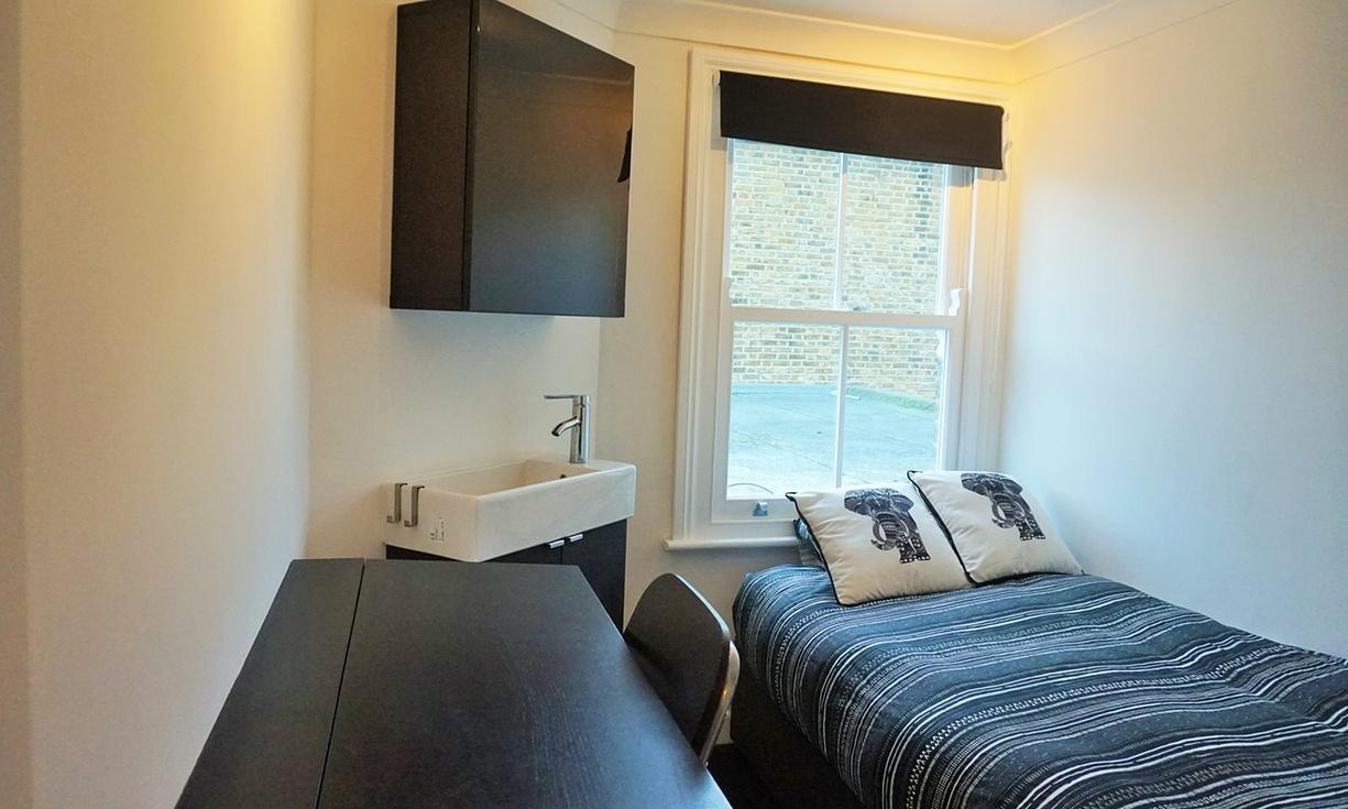 El piso más barato de Londres