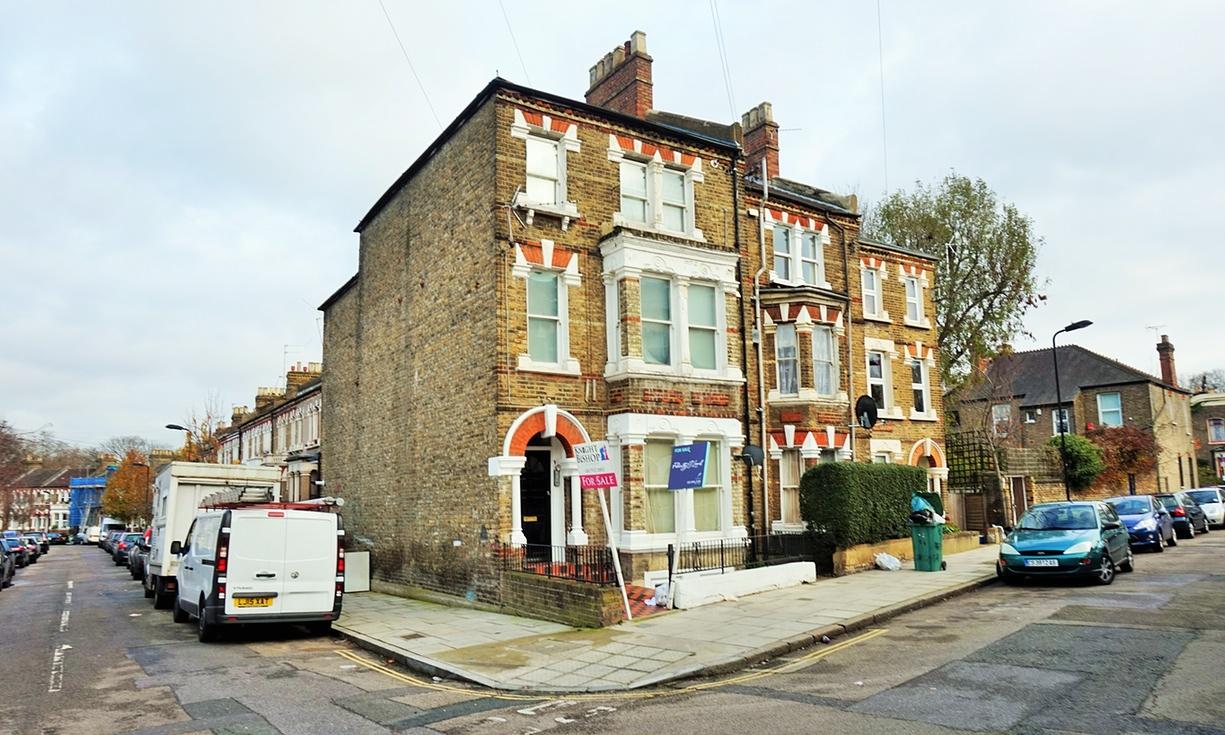 La casa más barata en venta en Londres