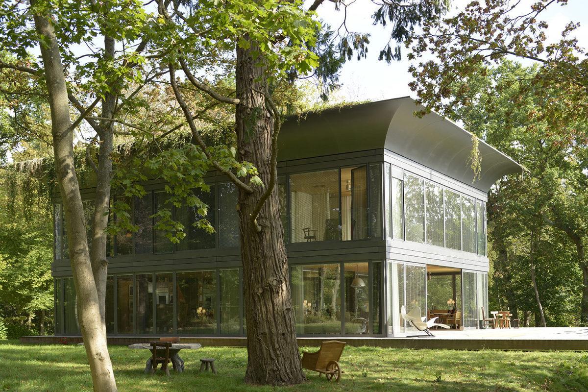 Cinco espectaculares ejemplos que demuestran que las casas for Fabricated home
