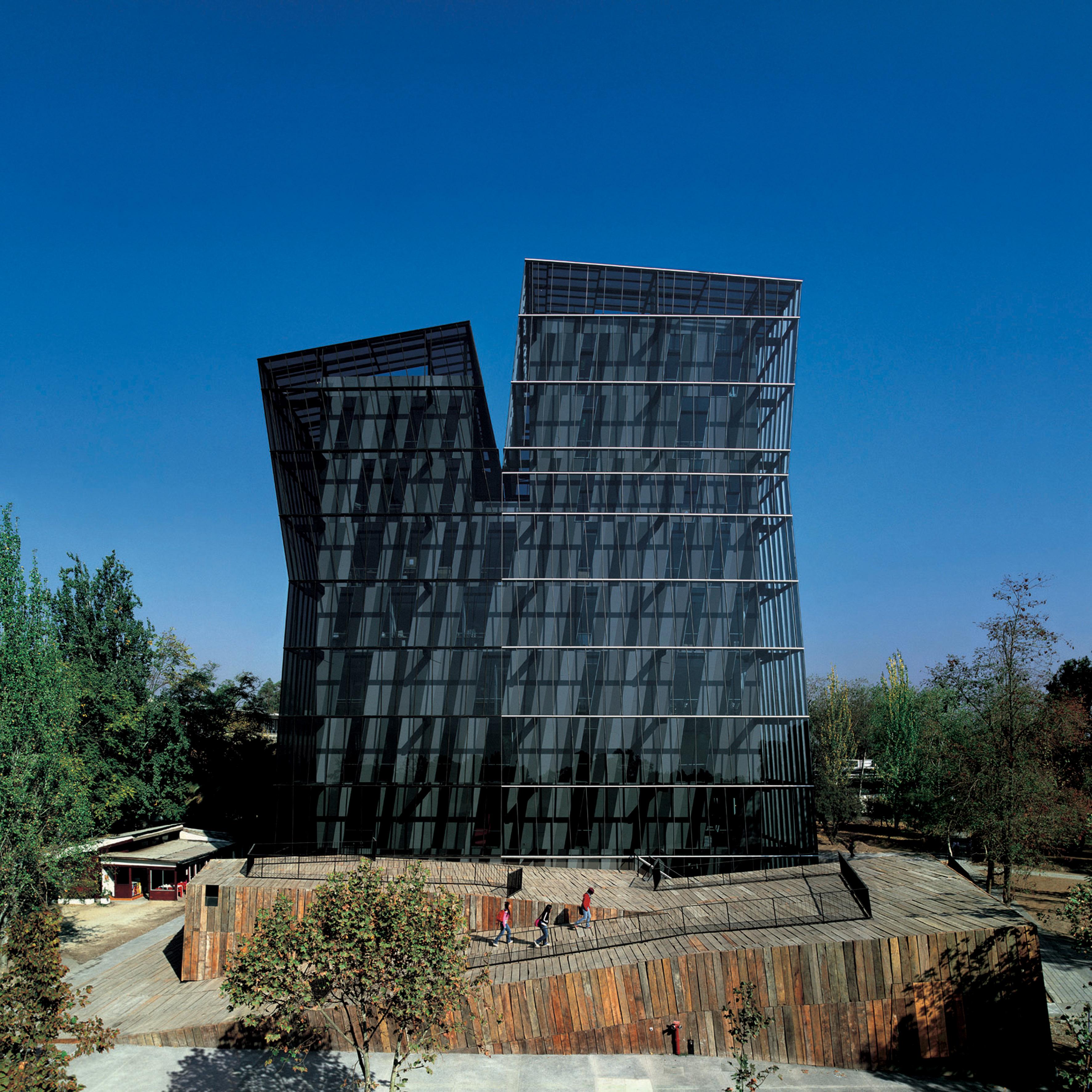 El estilo del arquitecto Alejandro Aravena