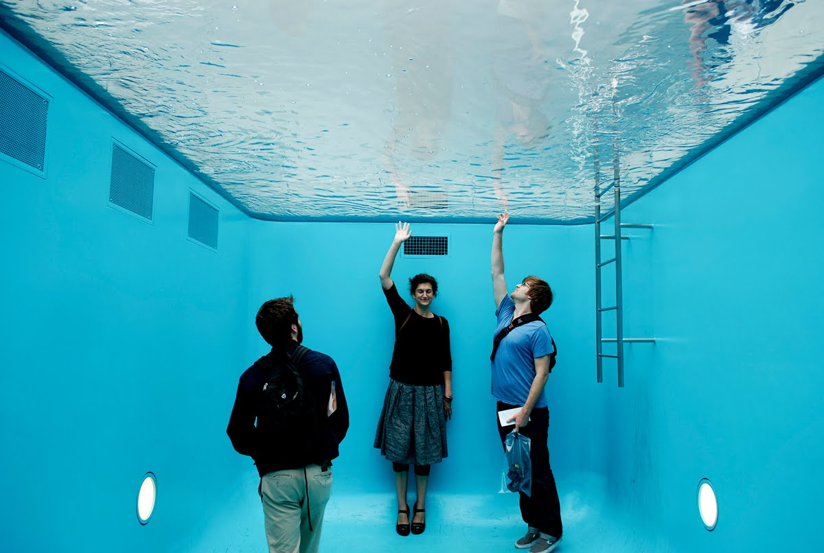 La 250 Nica Piscina Del Mundo En La Que Puedes Nadar Sin