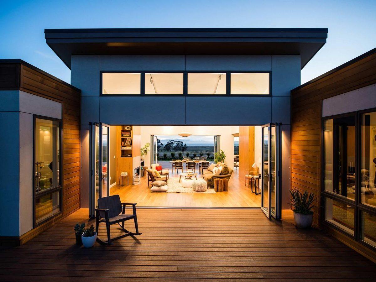 Cinco espectaculares ejemplos que demuestran que las casas for Casas modernas idealista
