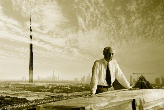 rascacielos diseñado por Frank Lloyd Wright