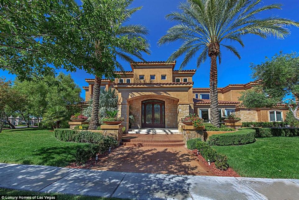 La mansión de lujo comprada por Mike Tyson