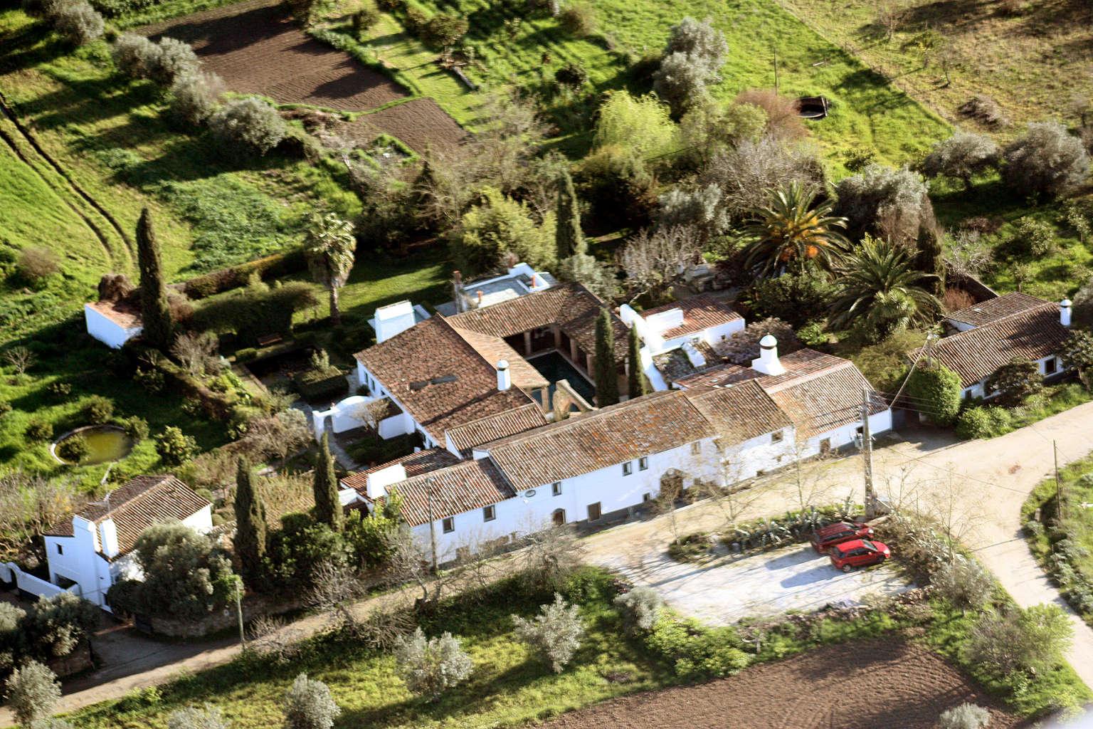 Finca en el campo (Alentejo, Portugal) – desde 30 euros por persona y noche