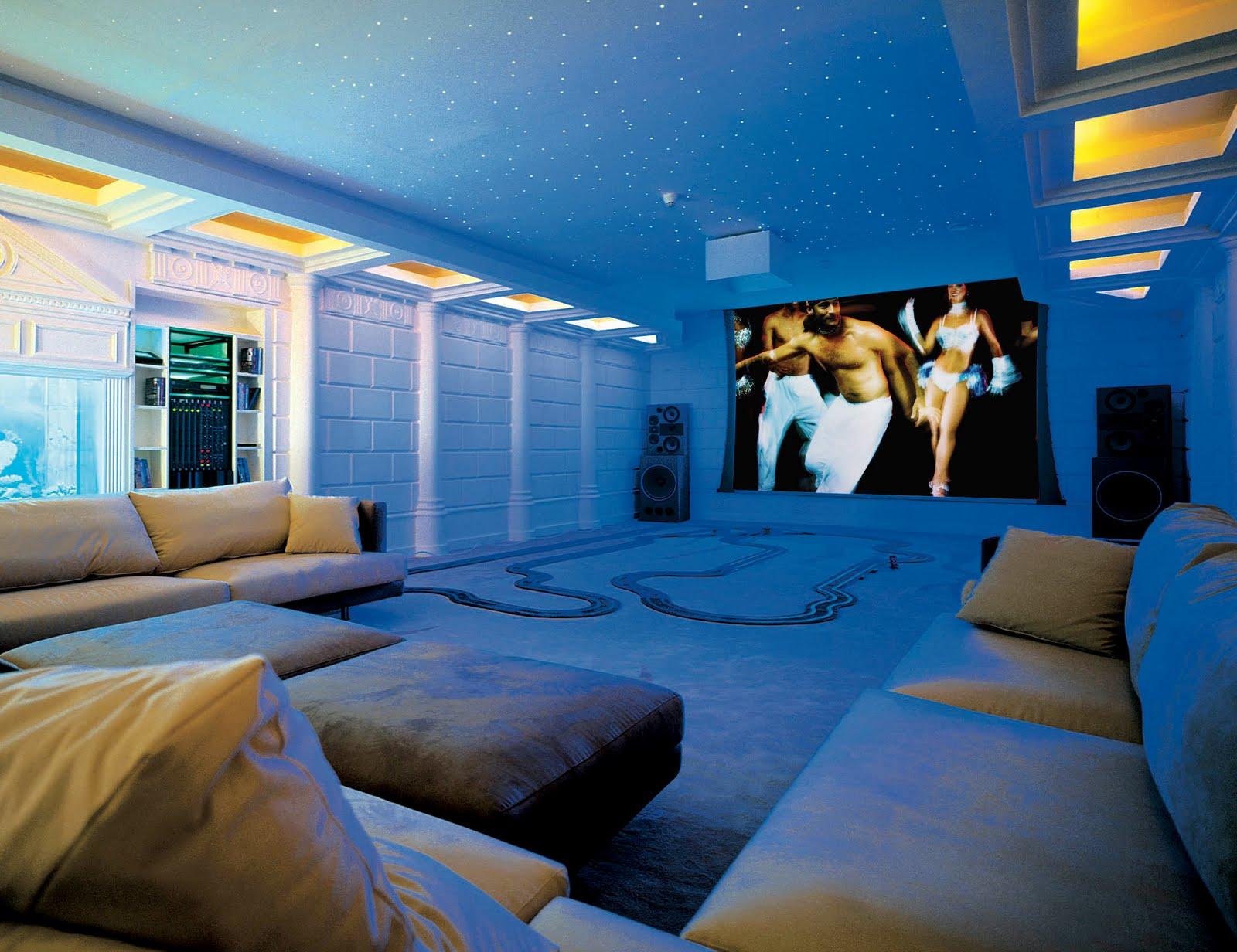 Cómo tener un cine en casa