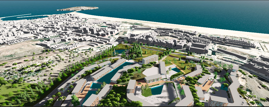 Proyecto de Ciudad del Surf en Tarifa