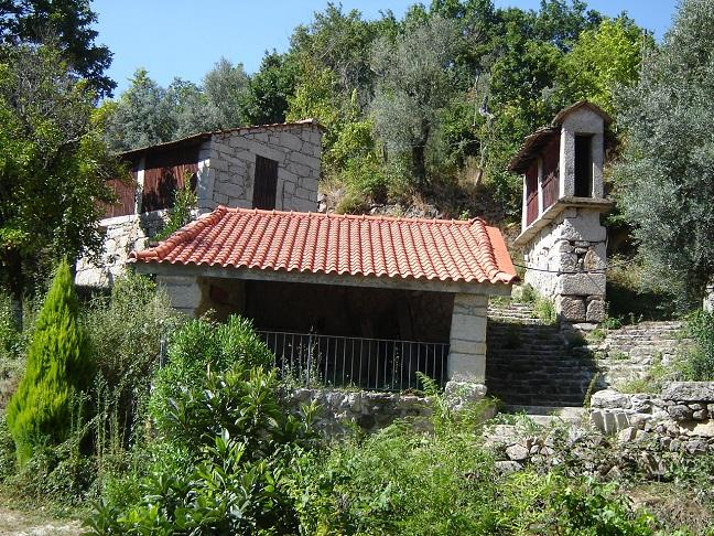 La ecoaldea en Portugal