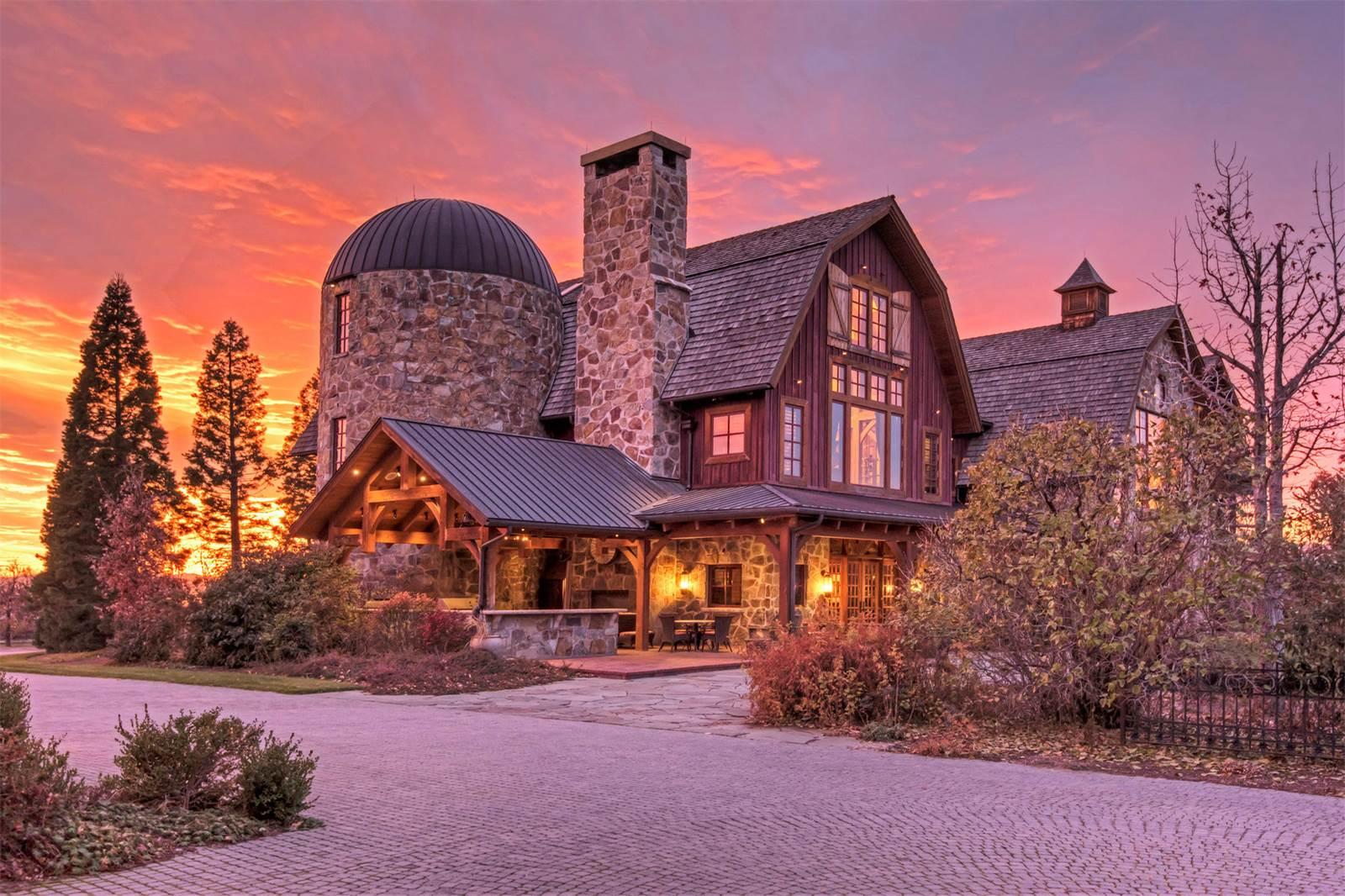 Casa rural con encanto en EEUU