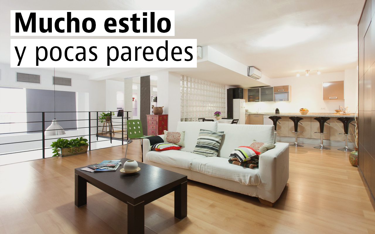 Casas loft diseo trendy loft de dise o moderno nueve for Casas loft diseno