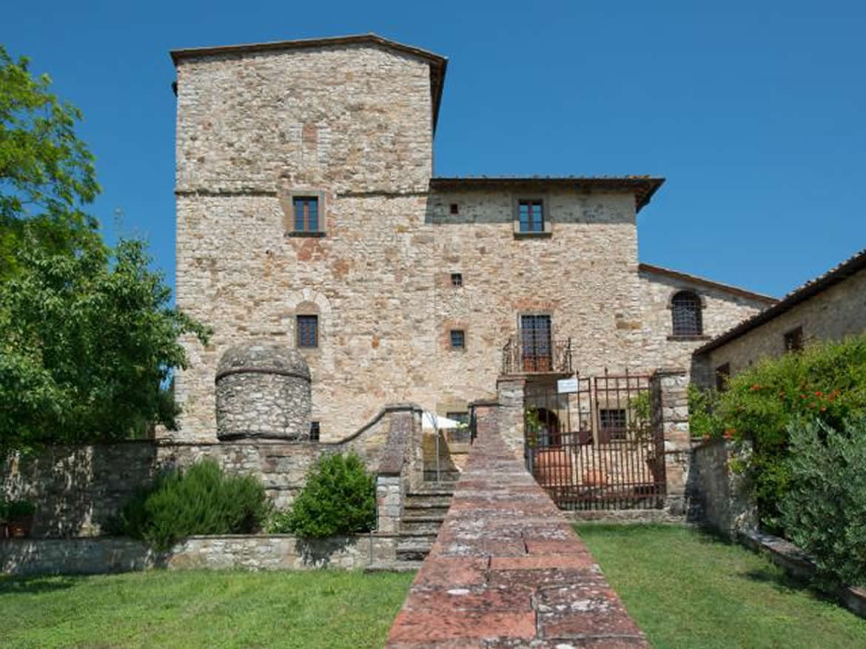 Casa rural de ensueño en Toscana