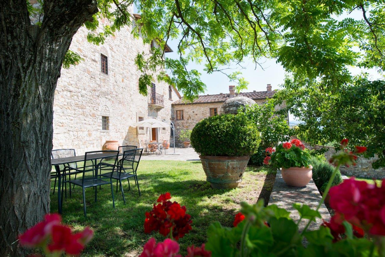 La casa de Miguel Ángel en Italia