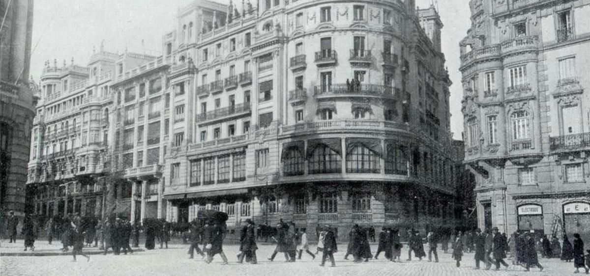Una imagen de la España del siglo pasado