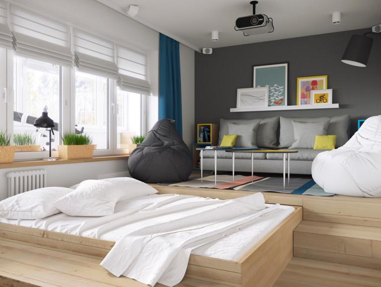 Cómo decorar un piso pequeño en 10 ideas — idealista/news