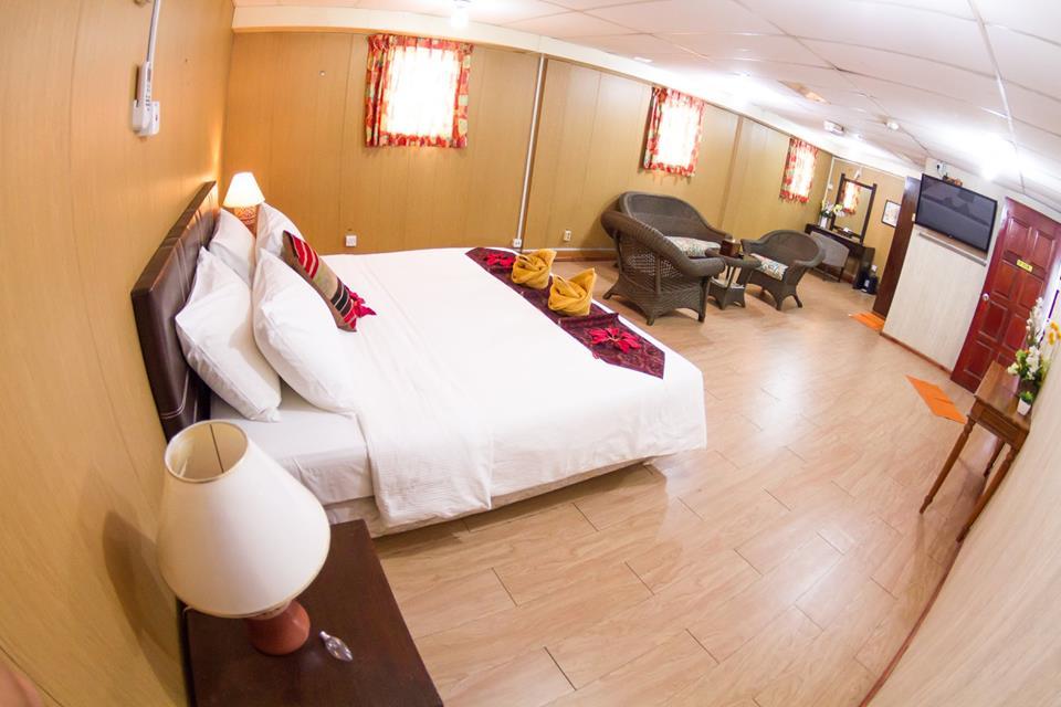 El hotel en Malasia