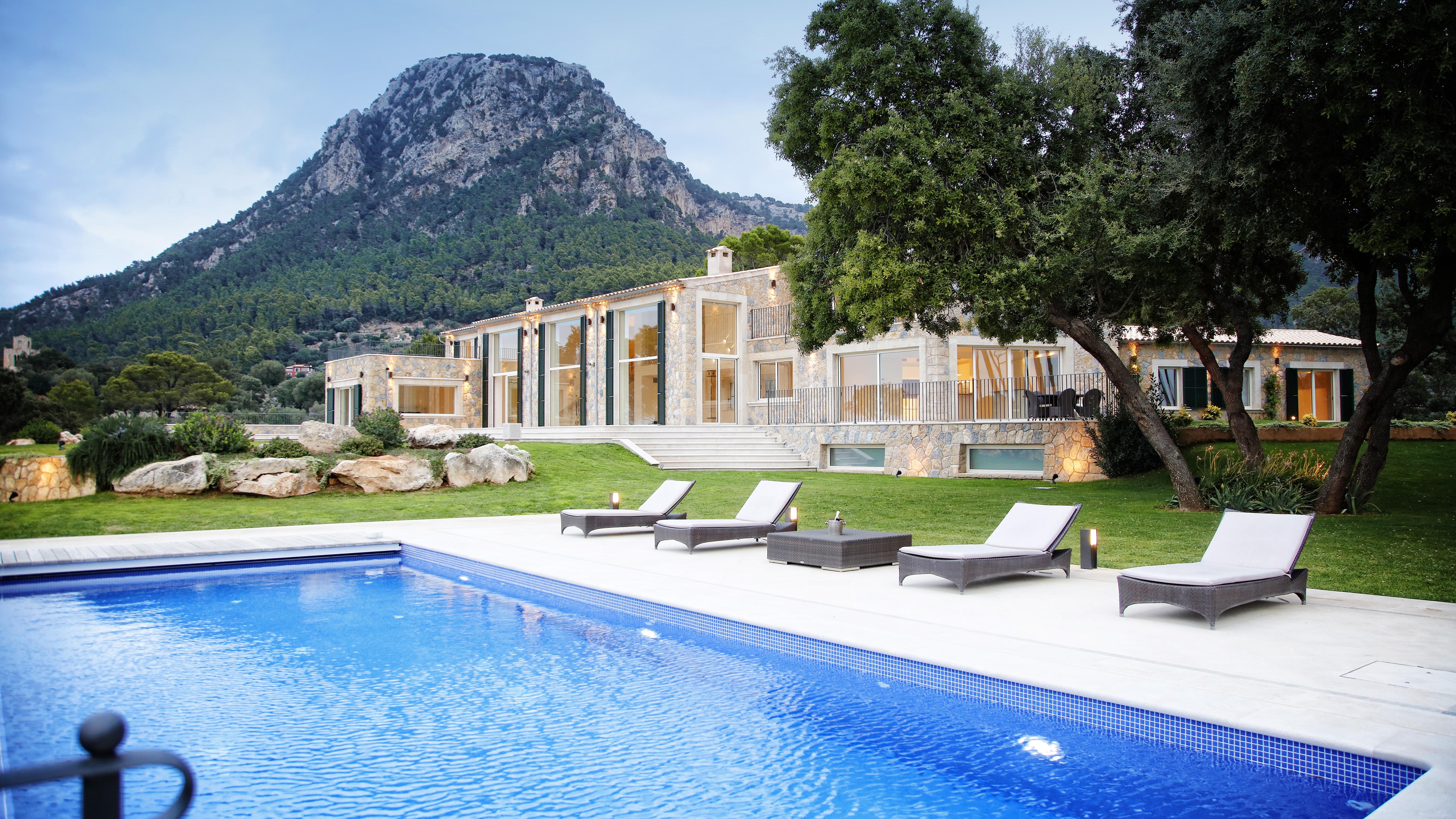 Viviendas de lujo en Mallorca