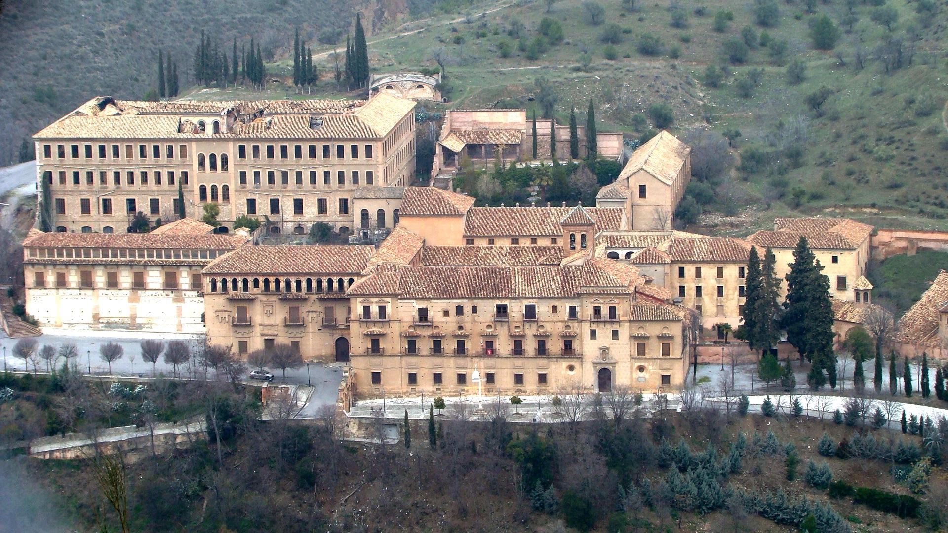 Abadía del Sacromonte - Granada