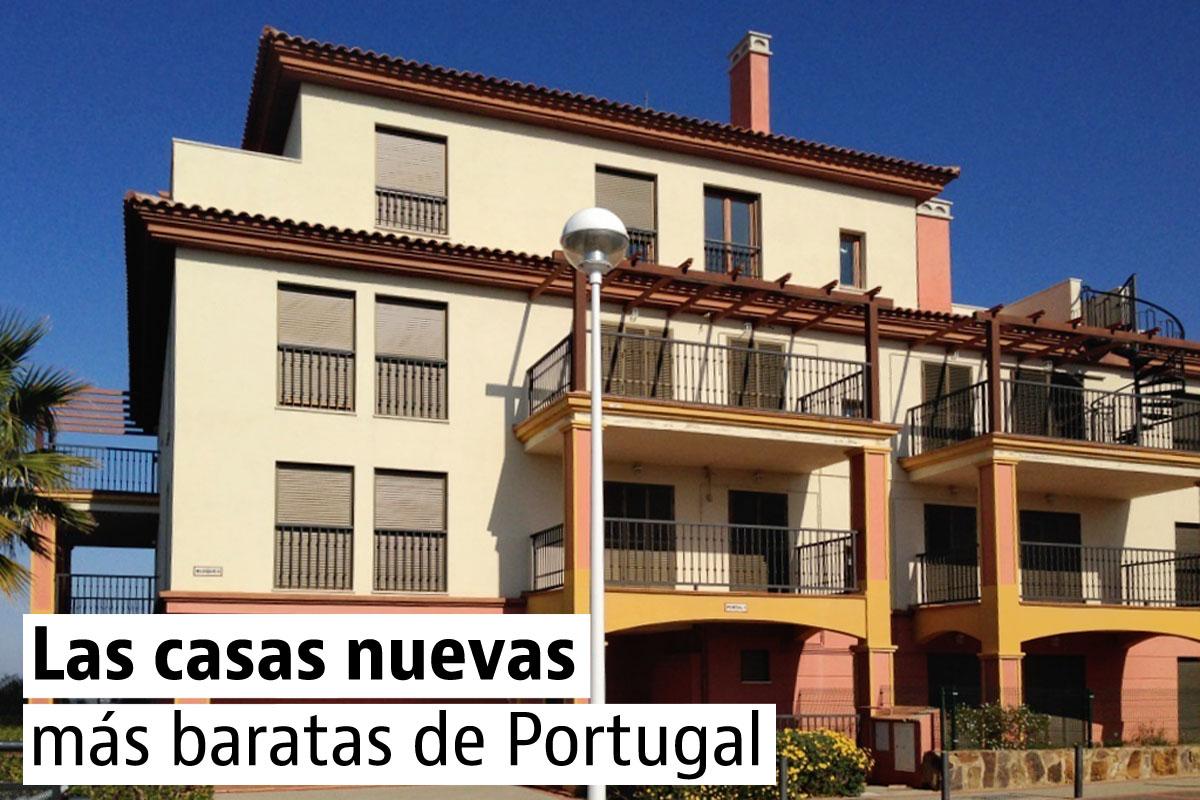 Las 20 casas nuevas m s baratas de portugal idealista news for Copia de llaves baratas madrid