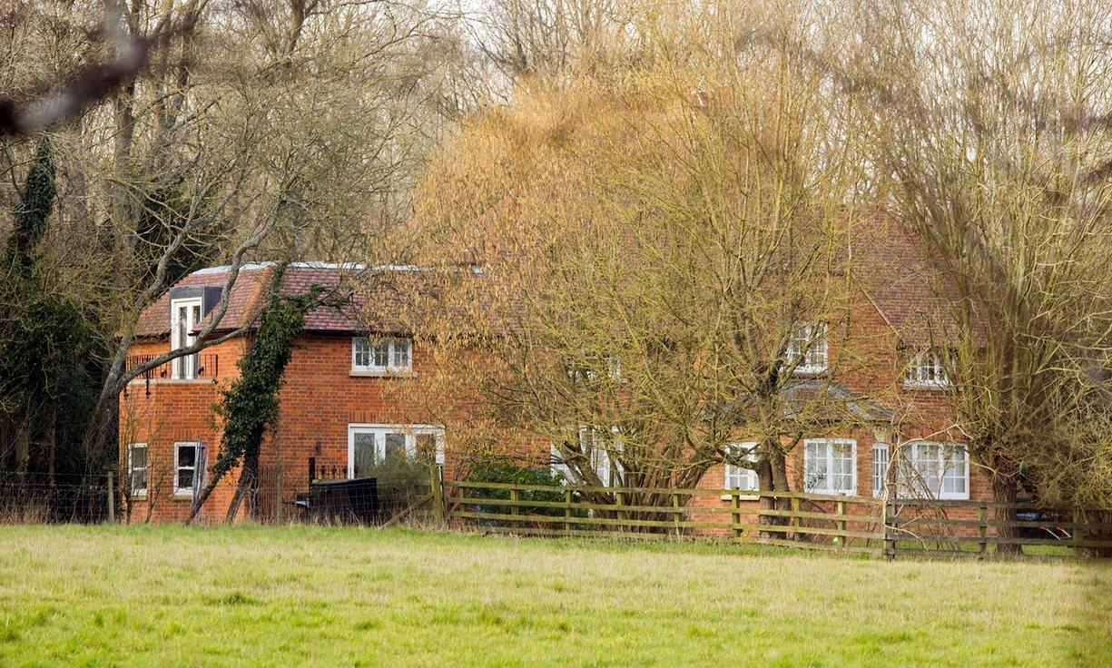 Casita de campo en Aylesbury, Buckinghamshire (valorada en 780.000 libras). The Guardian