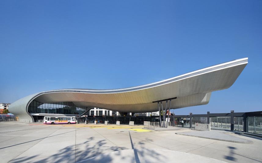 Estación central de Slough (Berkshire, Inglaterra) Bblur Architecture