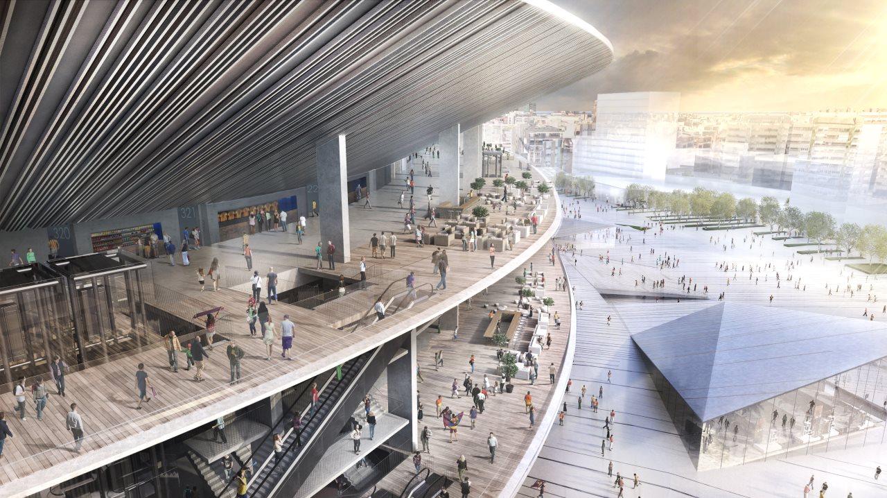 Así será el nuevo estadio del Barcelona