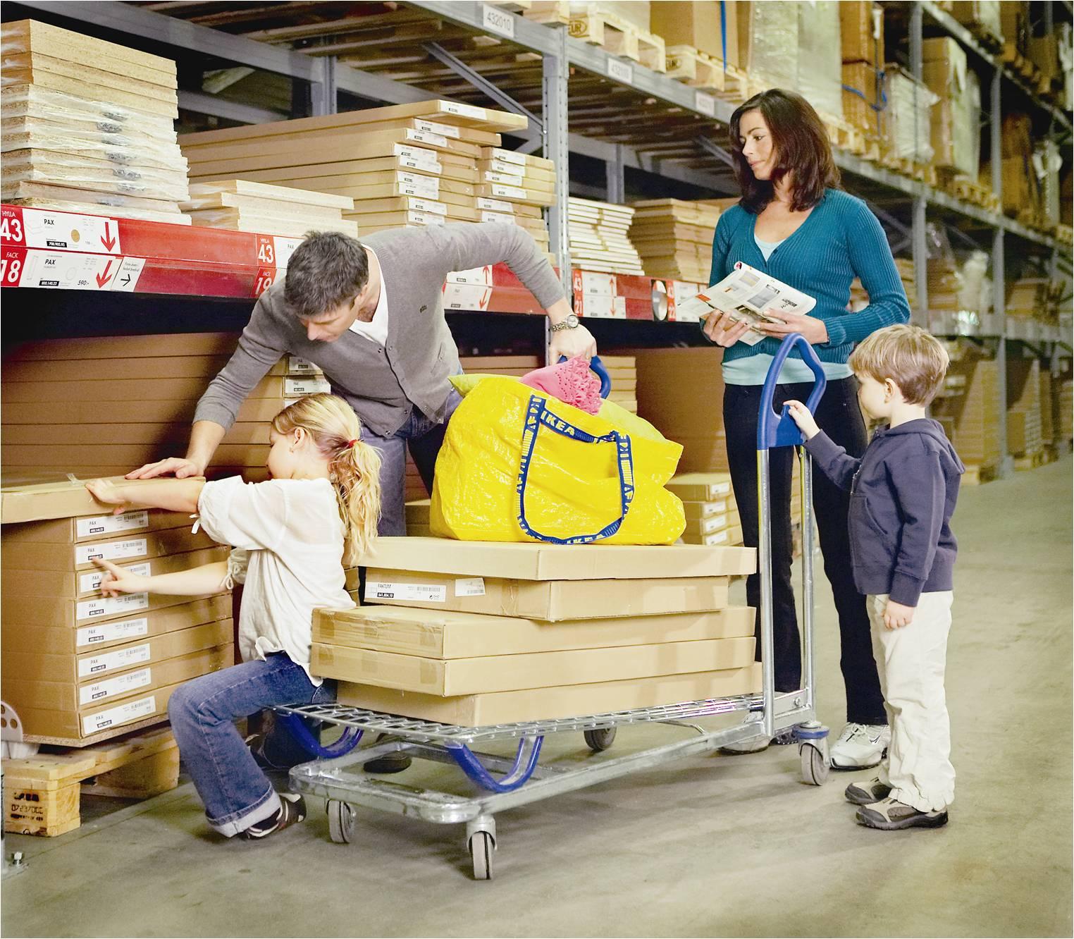 problemas que tenamos al salir a comprar muebles para casa y que ha solucionado ikea