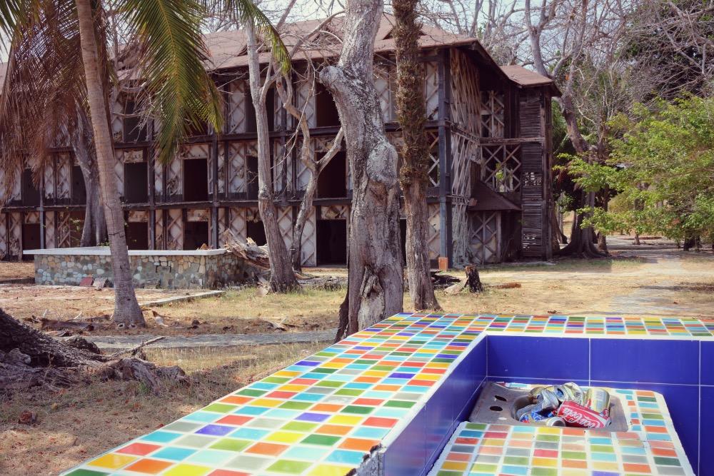 """El resort """"maldito"""" en Panamá"""
