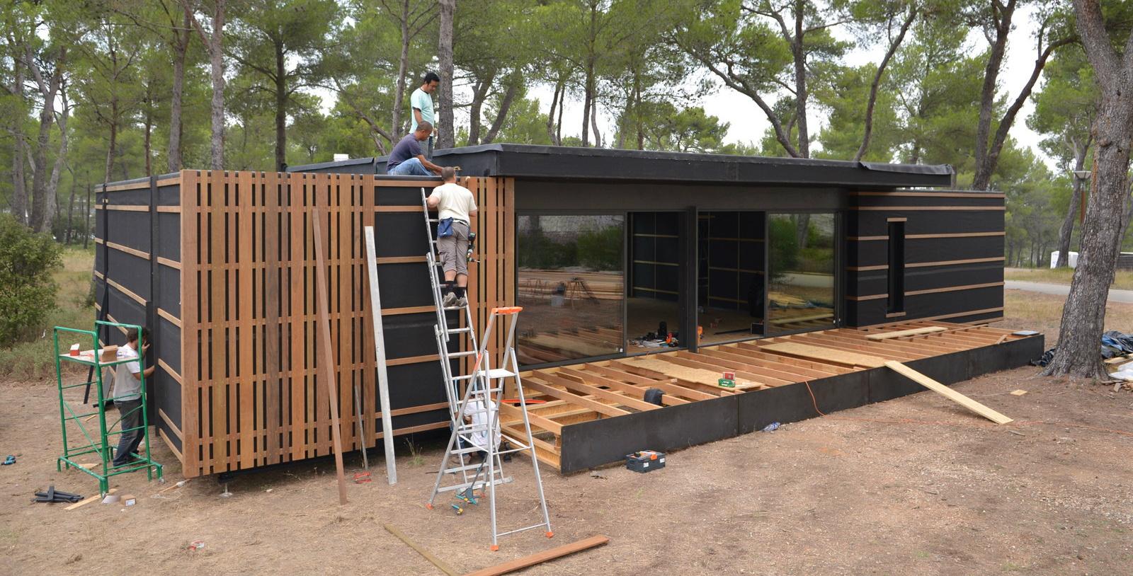 El 39 h galo usted mismo 39 llega a la construcci n de casas for Cuanto cuesta un plano para construir una casa