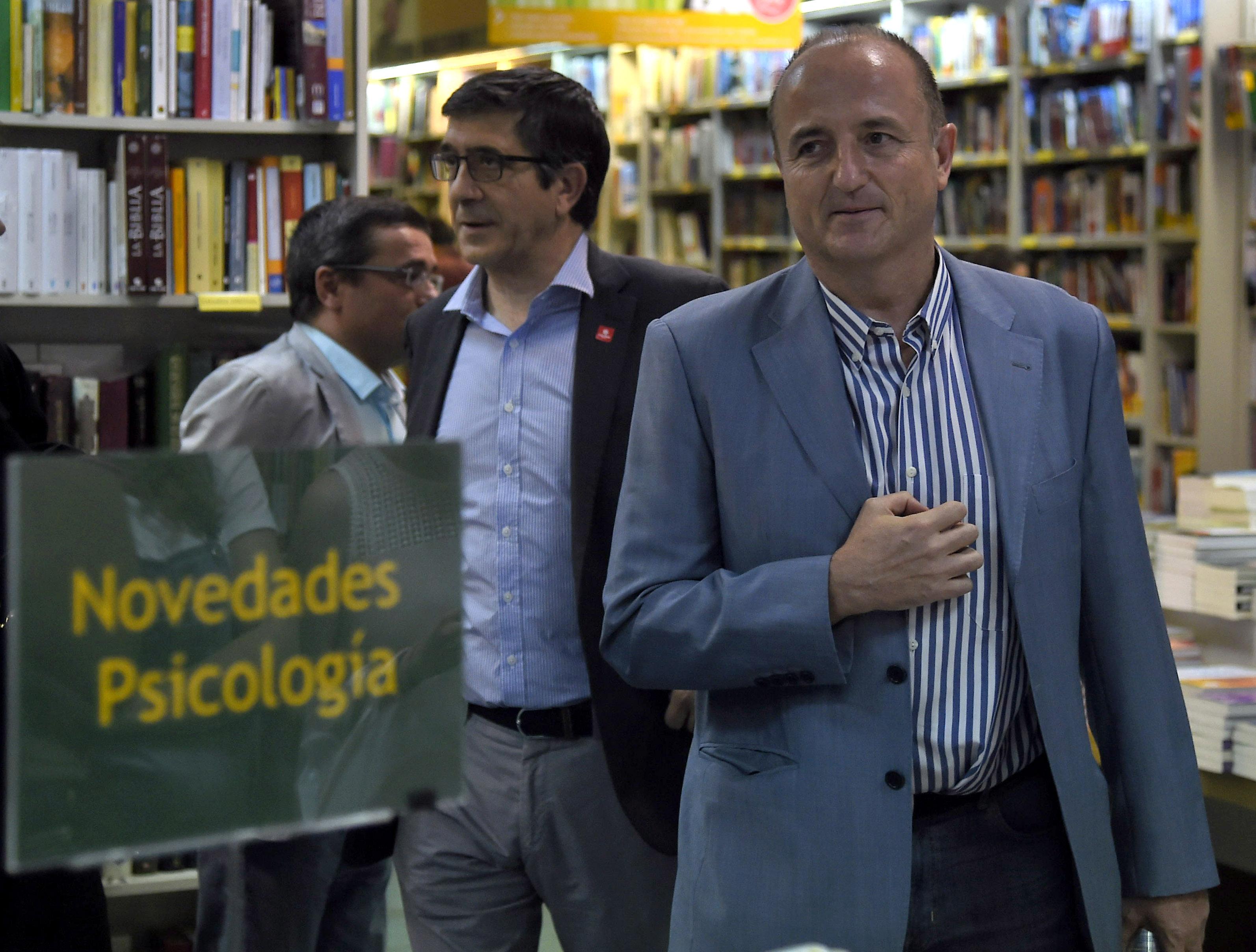 El exministro de Industria Miguel Sebastián