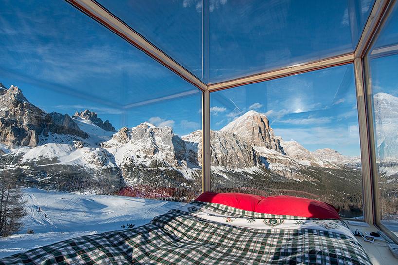 Hotel con encanto en la montaña