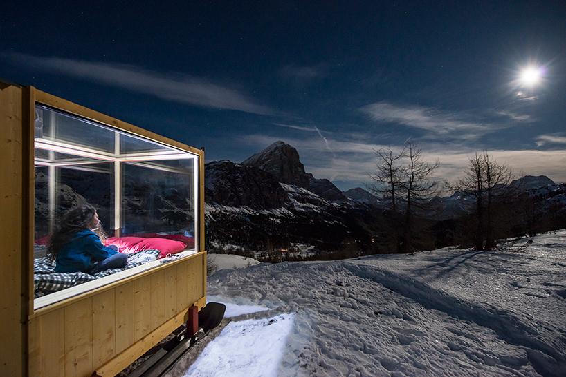 Hotel en las Dolomitas