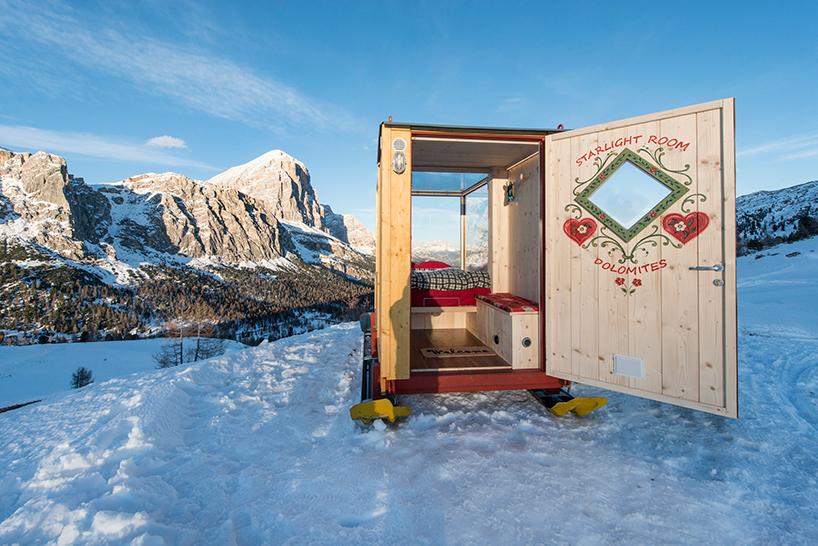 Alojamientos en las Dolomitas