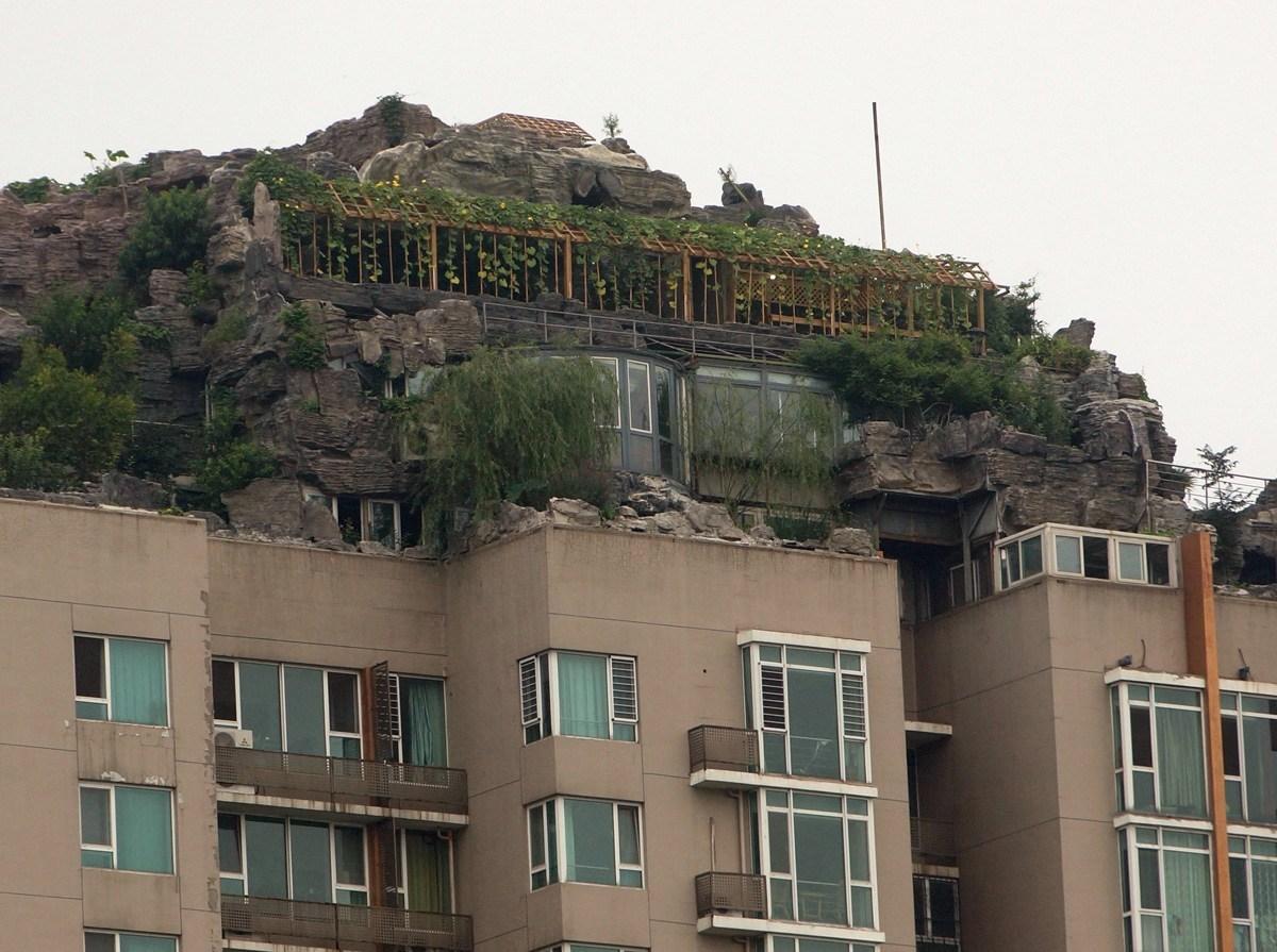 Edificio Montañoso