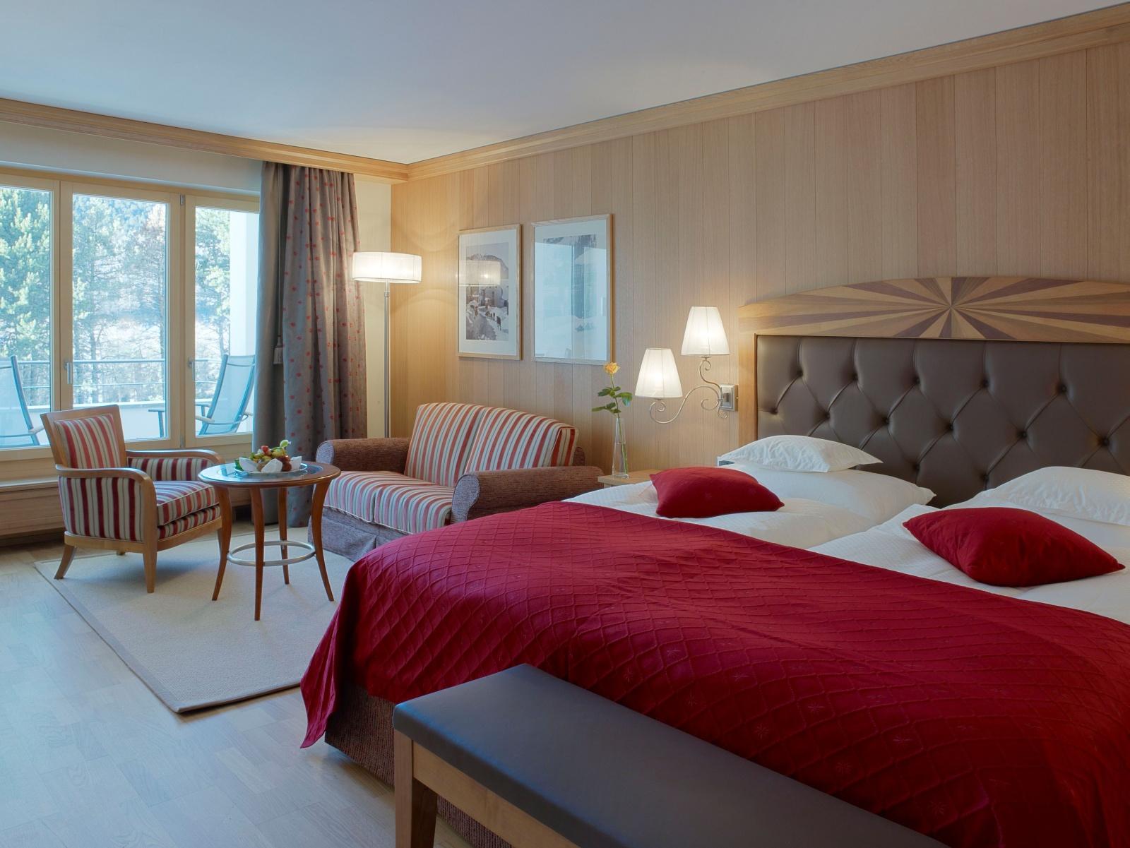 Hotel con encanto en los Alpes