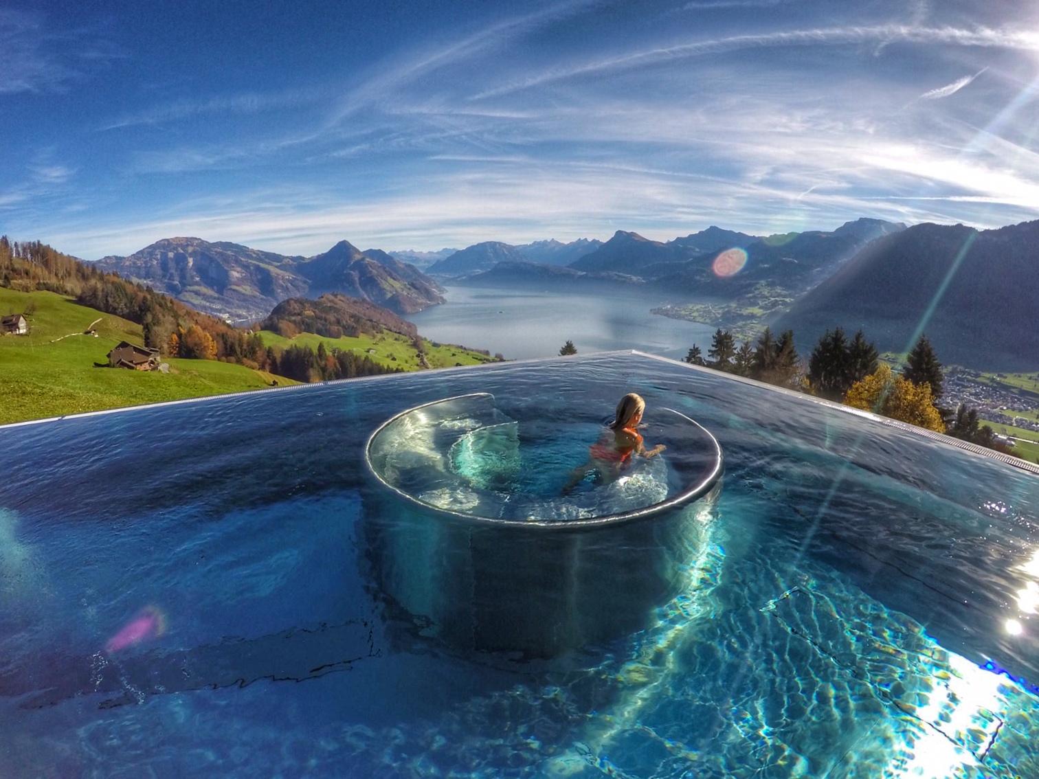 Hoteles con encanto un refugio de monta a para disfrutar - Refugios con encanto ...